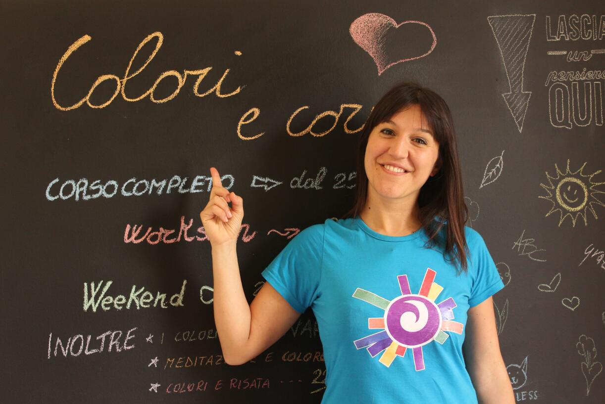 Lucia Primo - Fisioterapista evolutiva - www.fisiocolore.it - Mogliano Veneto (TV)